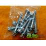 Алюминиевая клапанная крышка ГБЦ GM 55564395, 55558673, 5607258, 5607187