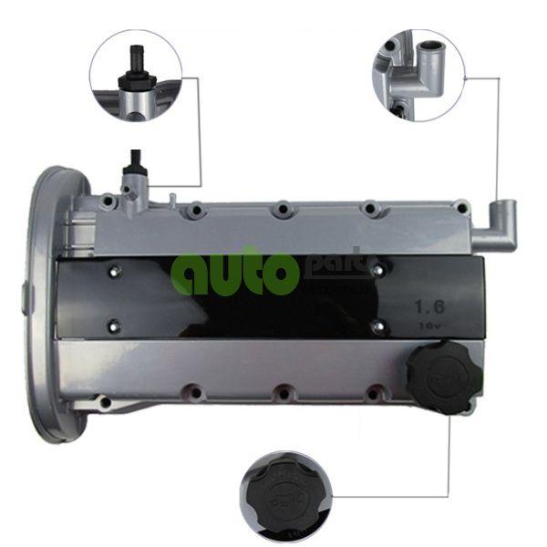 Алюминиевая клапанная крышка GM DAEWOO 96473698 96495285 96351548 96376396 96473700